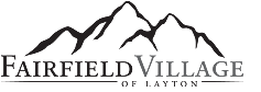 Fairfield Village of Layton Retirement Community Logo