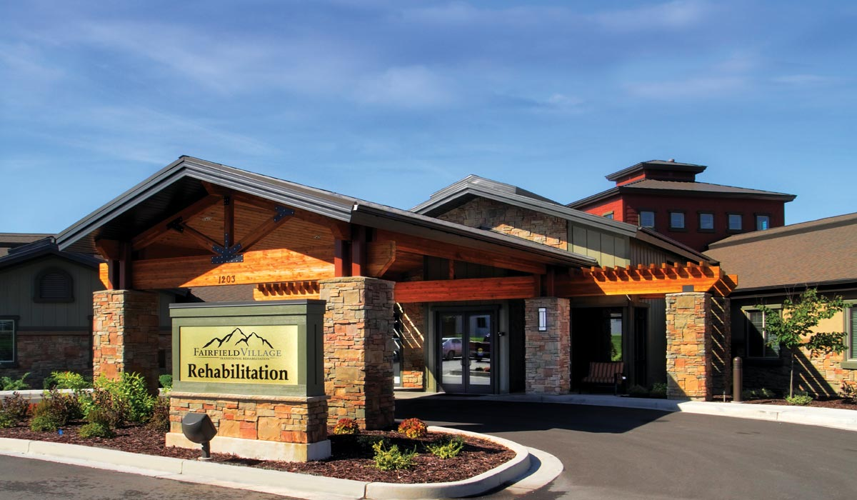 Transitional Rehabilitation at Fairfield Village of Layton